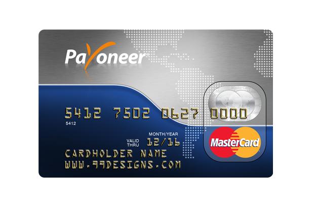 payoneer-master-card